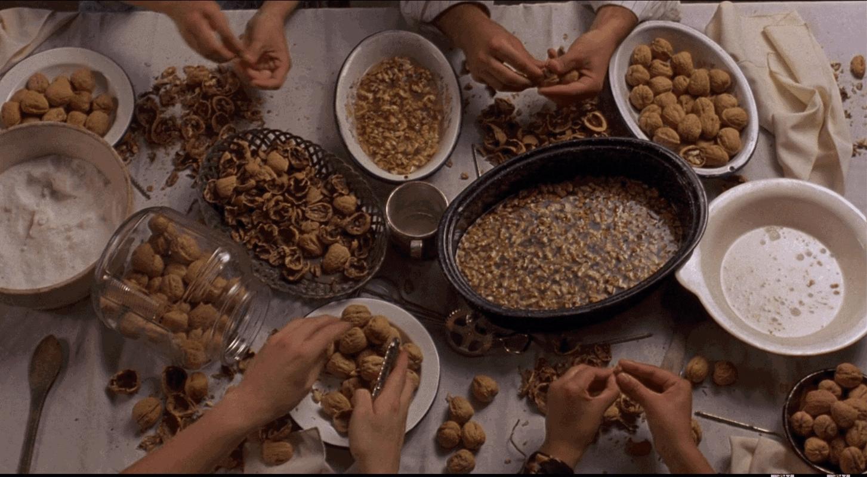 como agua walnuts