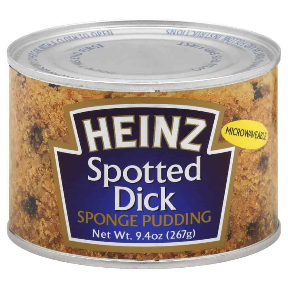 Toast Spotted Dick
