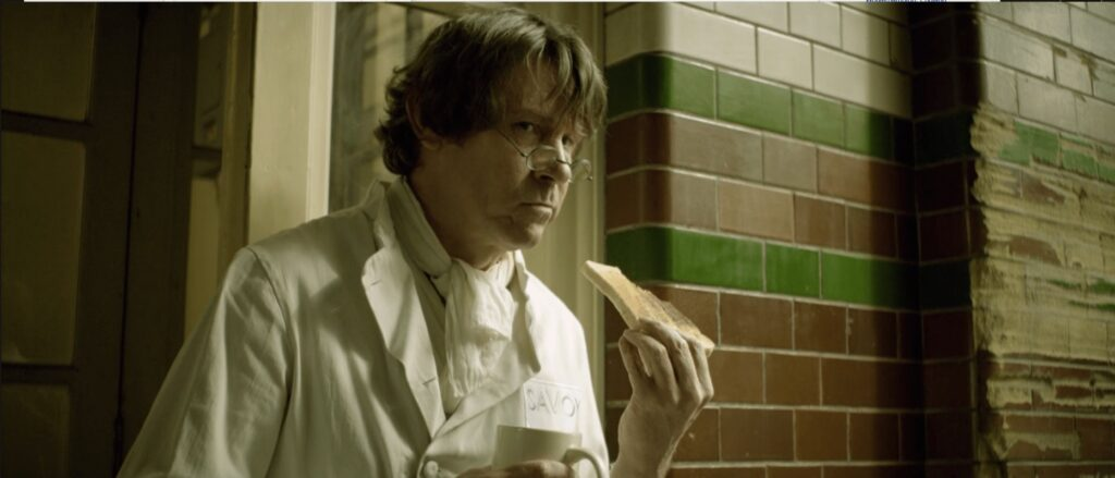 Nigel Slater in Toast