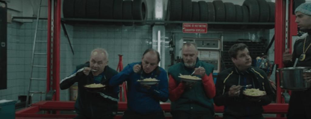 Marathon pasta
