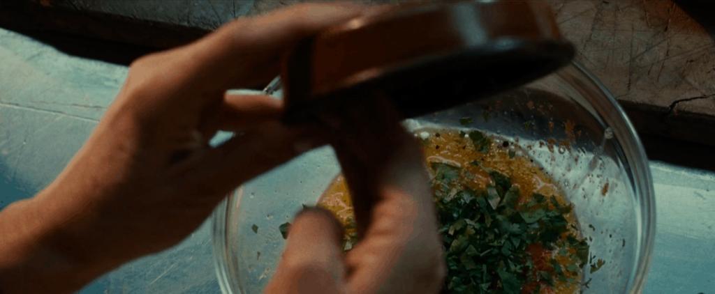 omelet kruiden