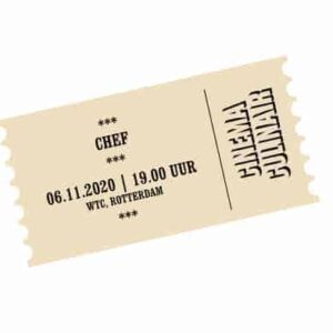 chef ticket