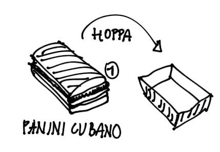 Cubano tekening